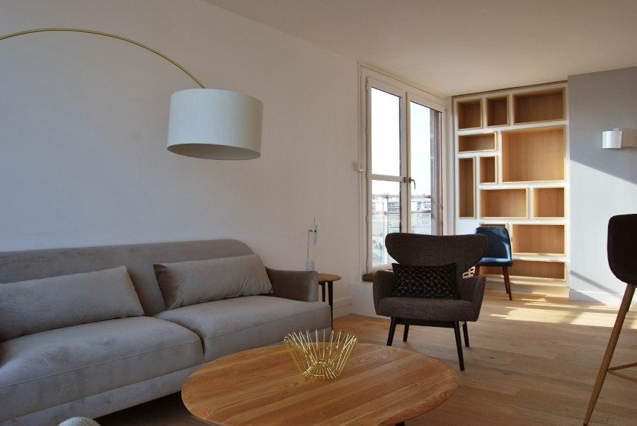 Private residence, Paris